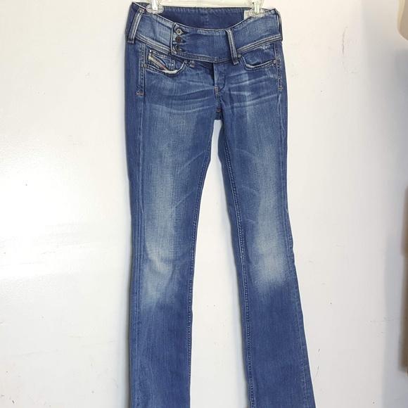 a00f4b0a Diesel Denim - women's diesel cherock jeans